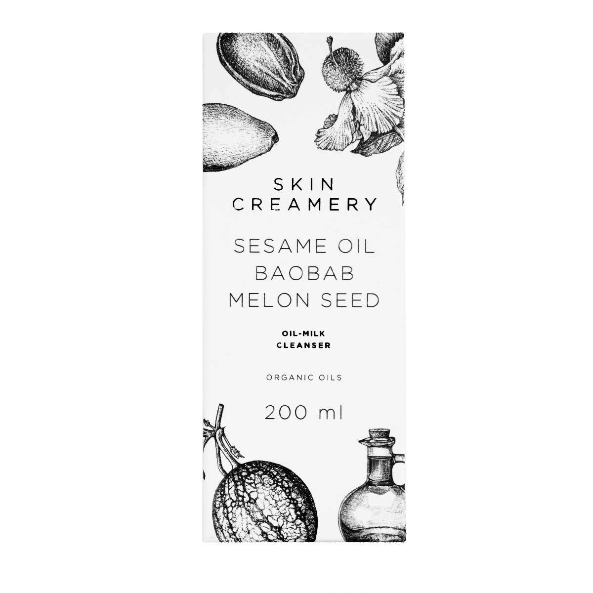 Oil-Milk Cleanser by Skin Creamery