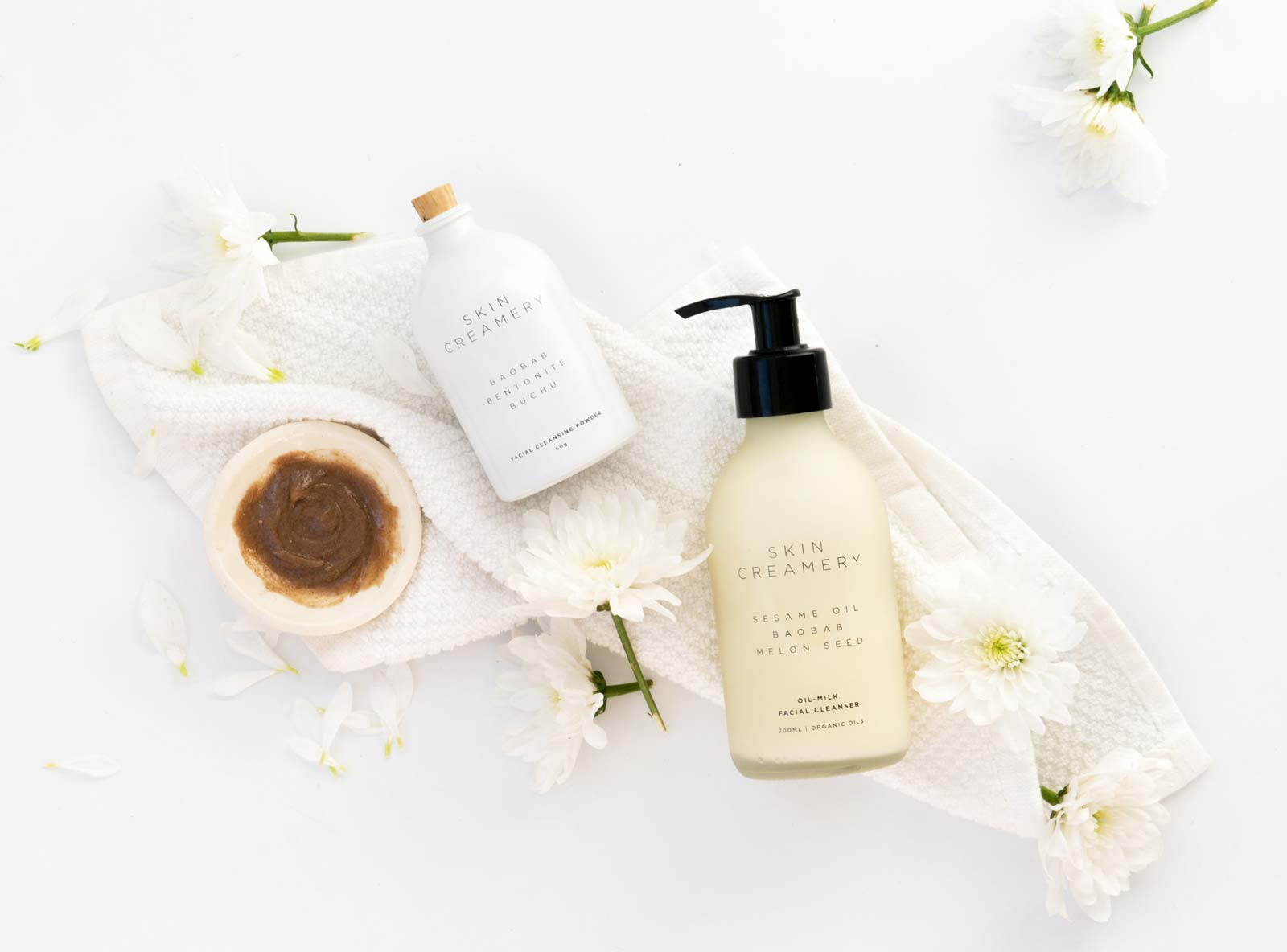 Double Cleanse Minimalist Skincare